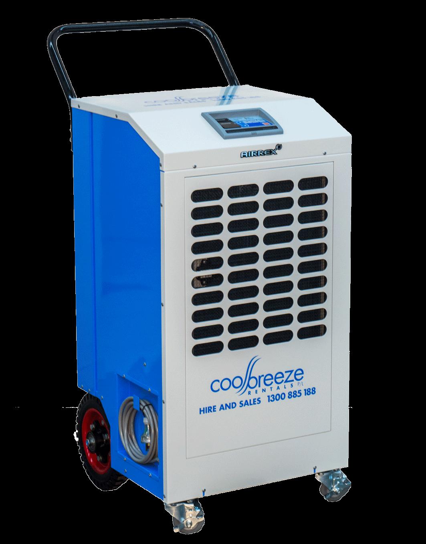 ADH1000 Dehumidifier 120L/Day