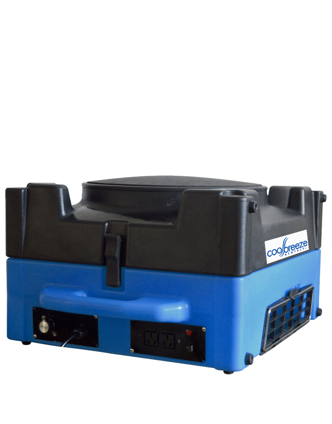 CB1400 Hepa Filtered Air Scrubber