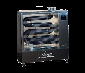 AH300 15.1kW Radiant Diesel Heater