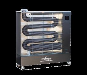 AH800 23.3kW Radiant Diesel Heater